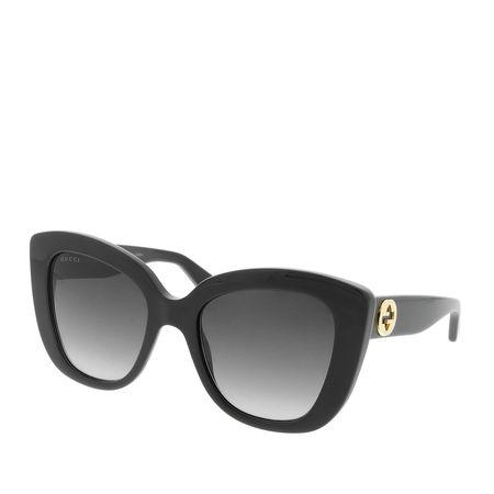Gucci  Sonnenbrille - GG0327S 52 - in schwarz - für Damen