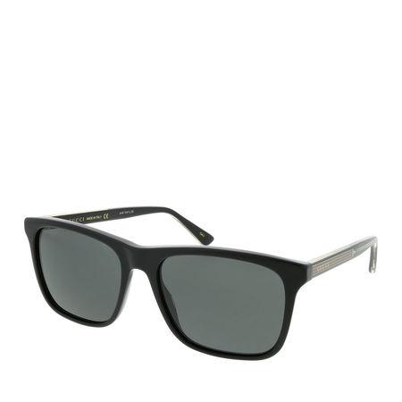 Gucci  Sonnenbrille - GG0381S 57 - in schwarz - für Damen