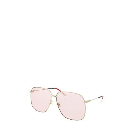 Gucci  Sonnenbrille - GG0394S 61 - in gold - für Damen