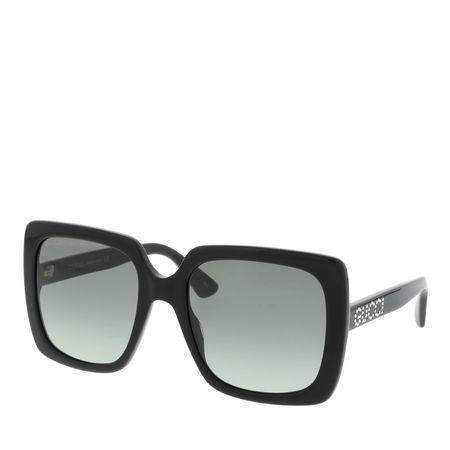 Gucci  Sonnenbrille  -  GG0418S 54 001  - in schwarz  -  Sonnenbrille für Damen grau