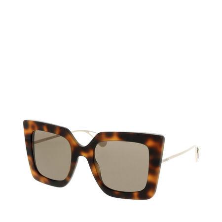 Gucci  Sonnenbrille  -  GG0435S 51 003  - in braun  -  Sonnenbrille für Damen braun