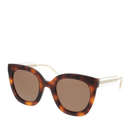 Gucci  Sonnenbrille - GG0564S 51 - in bunt - für Damen braun
