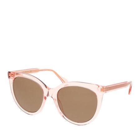 Gucci  Sonnenbrille  -  GG0565S 54 004  - in rosa  -  Sonnenbrille für Damen braun