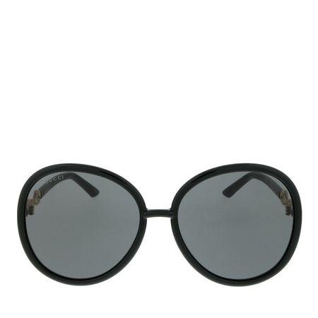 Gucci  Sonnenbrille - GG0889S-001 61 Sunglass WOMAN INJECTION - in schwarz - für Damen