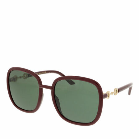Gucci  Sonnenbrille - GG0893S-003 57 Sunglass WOMAN INJECTION - in rosa - für Damen