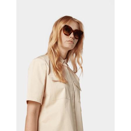 Gucci Sonnenbrille im Cat-Eye-Stil