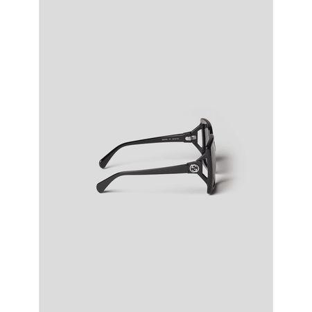 Gucci Sonnenbrille mit Brand-Details