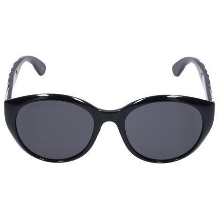 Gucci Sonnenbrille Round 0814SK 001 Acetat