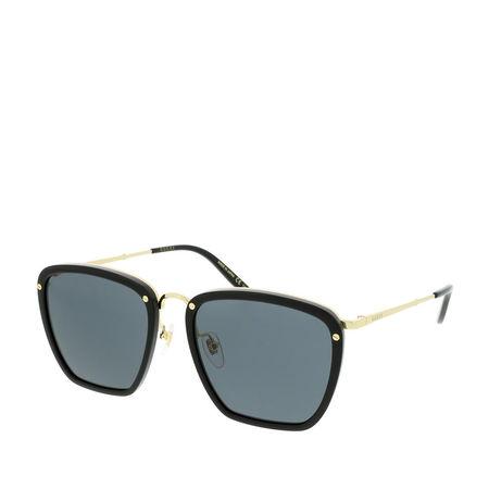 Gucci  Sonnenbrillen - GG0673S-001 56 Sunglasses - in bunt - für Damen grau