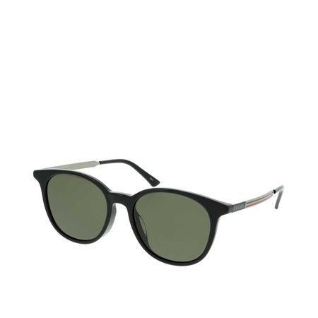 Gucci  Sonnenbrillen - GG0830SK-001 54 Sunglass MAN ACETATE - in schwarz - für Damen grau