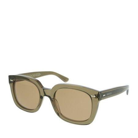 Gucci  Sonnenbrillen - GG0912S-002 54 Sunglass MAN ACETATE - in braun - für Damen
