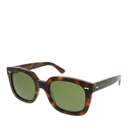 Gucci  Sonnenbrillen - GG0912S-003 54 Sunglass MAN ACETATE - in cognac - für Damen