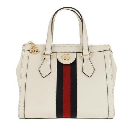 Gucci  Tote  -  Ophidia Shopper Small White  - in weiß  -  Tote für Damen braun