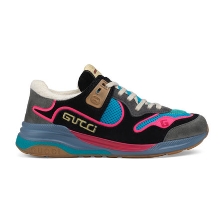 Gucci Ultrapace Damen-Sneaker schwarz