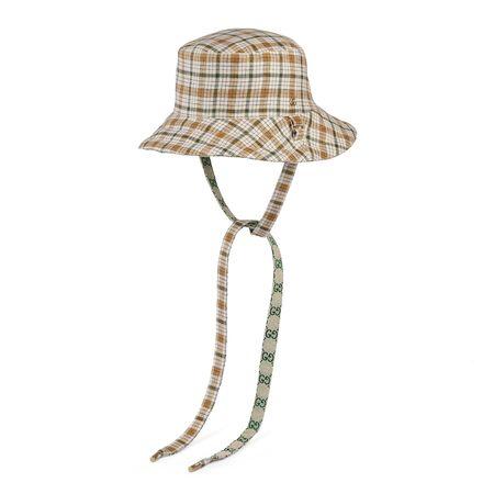 Gucci Wendbarer Hut aus GGCanvas