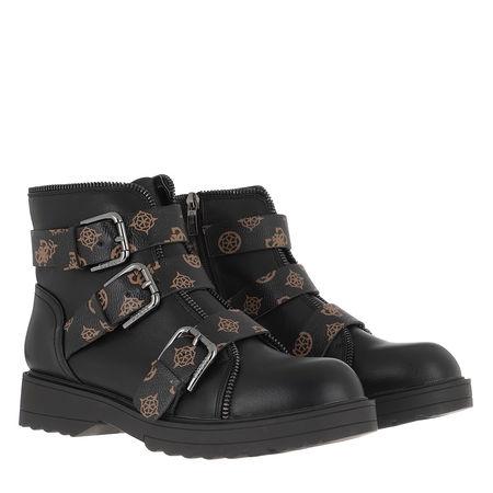 Guess  Boots  -  Wendy Boot Black  - in schwarz  -  Boots für Damen grau