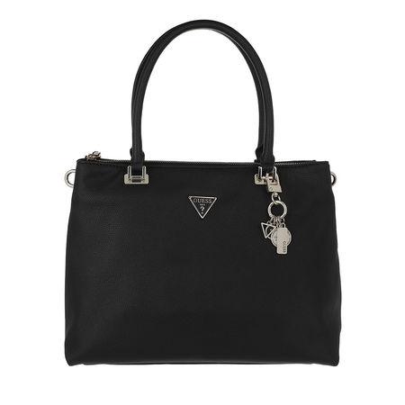 Guess  Satchel Bag - Destiny Satchel - in schwarz - für Damen schwarz