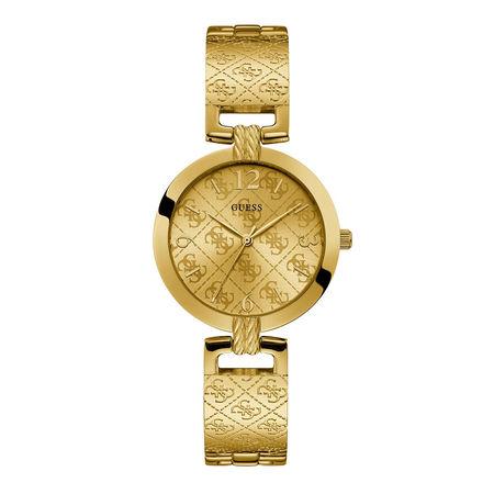 Guess  Uhr  -  Women Quartz Watch G Luxe Gold  - in gold  -  Uhr für Damen orange