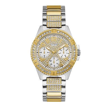 Guess  Uhr - Women Quartz Watch Lady Frontier - in bunt - für Damen braun