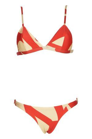 Haight Bia Triangel Bikini Rot