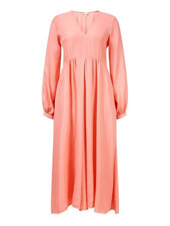 Her Shirt  - Midi-Kleid 'Egla' Pink