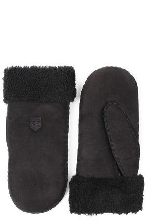 Hestra  Handschuhe Sheepskin Schwarz Damen Farbe: schwarz verfügbare Größe: 6|8 schwarz