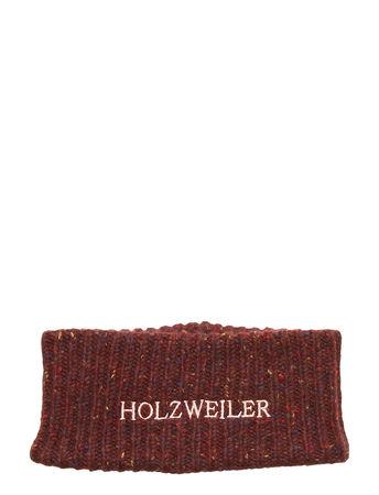 Holzweiler Heimly Headband Accessories Headwear Headbands Rot  braun