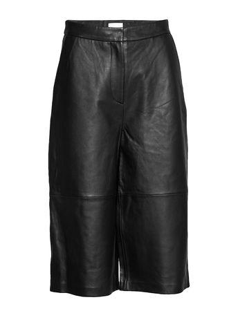 2nd Day 2nd Muda Leather Leggings/Hosen Schwarz 2NDDAY schwarz