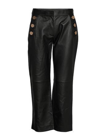 Day Birger et Mikkelsen Day Scilla Leather Leggings/Hosen Schwarz  schwarz