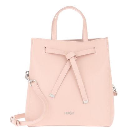 Hugo  Beuteltasche  -  Victoria Drawstring Bag Open Pink  - in rosa  -  Beuteltasche für Damen braun