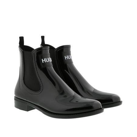 Hugo  Boots  -  Nolita Rain Bootie Black  - in schwarz  -  Boots für Damen schwarz