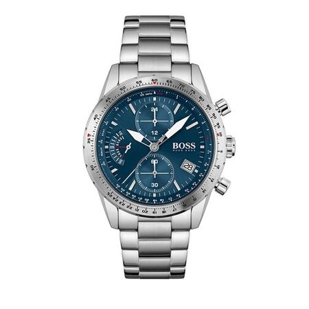 HUGO BOSS Boss Uhren - Chronograph - in silber - für Damen