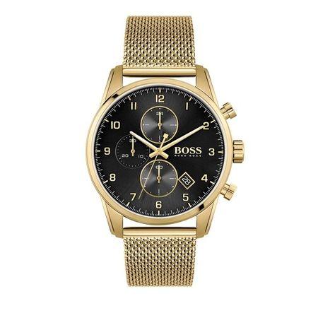 HUGO BOSS Boss Uhren - Skymaster Watch - in gold - für Damen