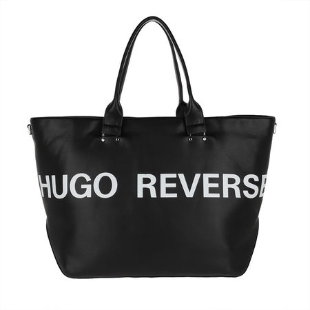 Hugo  Shopper  -  Leyton Shopper Black  - in schwarz  -  Shopper für Damen schwarz