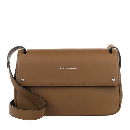 Karl Lagerfeld  Hobo Bag - K/Ikon Shoulderbag - in braun - für Damen braun