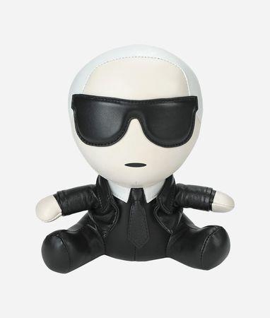 Karl Lagerfeld K/Ikonik Sammlerstück Puppe weiss