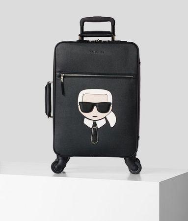 Karl Lagerfeld K/Ikonik Trolley grau