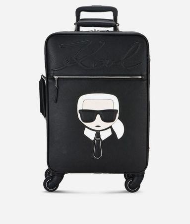 Karl Lagerfeld K/Ikonik Trolley weiss