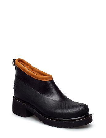 Ilse Jacobsen Short Rubber Boot schwarz