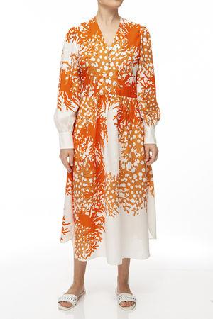 IVI collection CORAL LINEN Dress