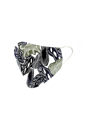 IVI collection LEO TROPIC MASK