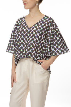 IVI collection SHELL Shirt white