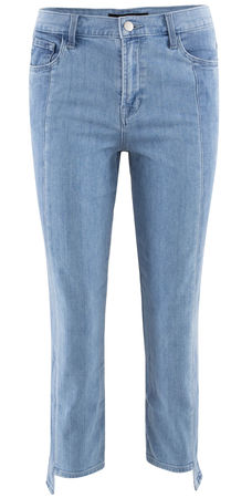 J Brand  - Jeans Ruby High Rise grau