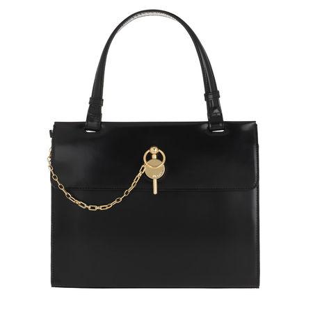 J.W.Anderson  Satchel Bag  -  Lady Keyts Hobo Bag Black  - in schwarz  -  Satchel Bag für Damen schwarz