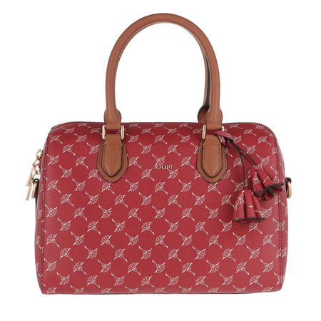 Joop ! Bowling Bag  -  Cortina Aurora Handbag Red  - in rot  -  Bowling Bag für Damen rot