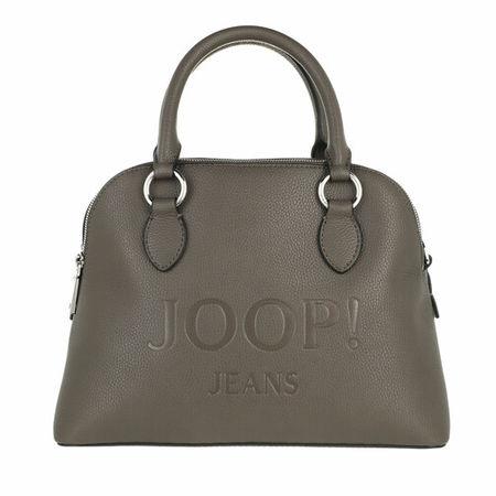 Joop ! Jeans Bowling Bag - Lettera Nava Handbag - in grau - für Damen