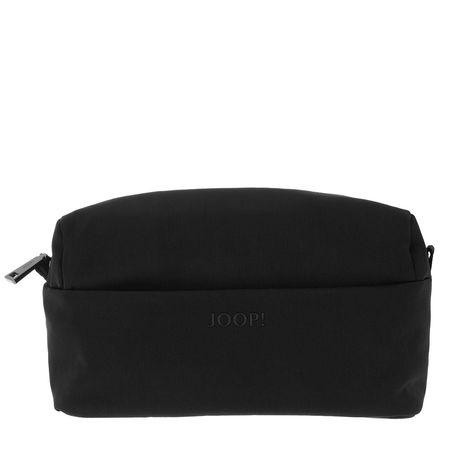 Joop ! Necessaire  -  Marconi Eris Washbag Black  - in schwarz  -  Necessaire für Damen schwarz