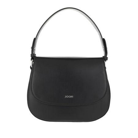 Joop ! Satchel Bag  -  Nausica Esmera Shoulderbag Black  - in schwarz  -  Satchel Bag für Damen grau