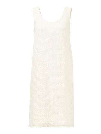 Joseph  - Tweed Kleid 'Daria' Creme weiss