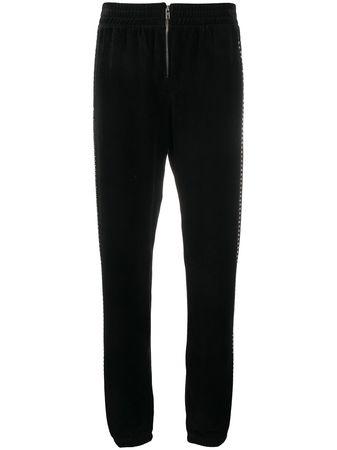 Juicy Couture  Jogginghose mit Swarovski-Kristallen - Schwarz schwarz